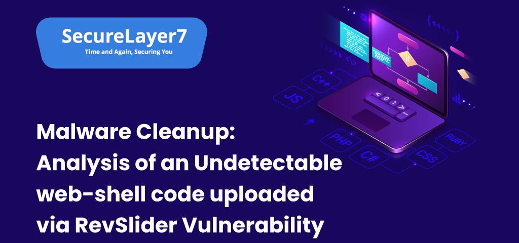 RevSlider Vulnerability