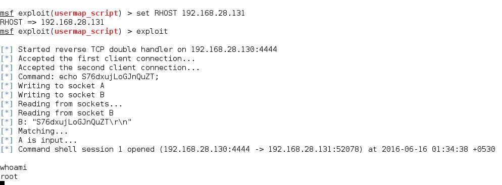 exploit set