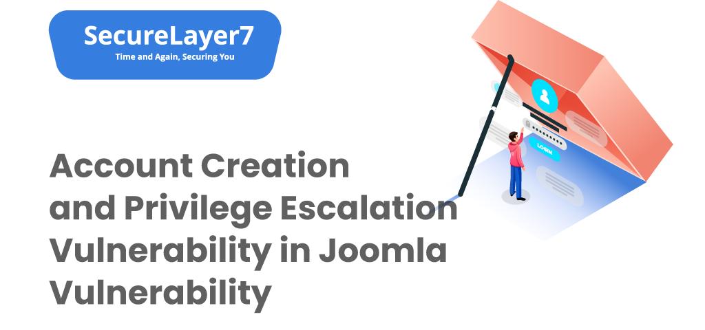 Joomla Vulnerability