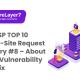 CSRF Vulnerability and Fix