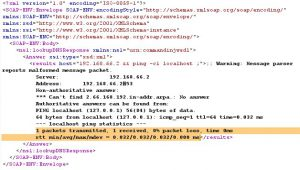 OWASP Top 10 : Penetration Testing with SOAP Service and