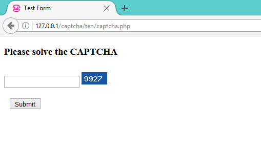 OWASP TOP 10: Insufficient Attack Protection #7 - CAPTCHA Bypass