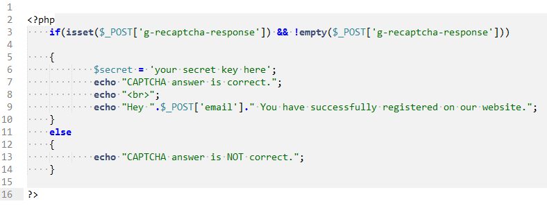 Implementation Issue of CAPTCHA