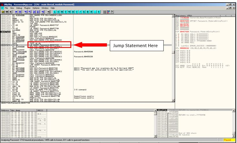 Jump Statement