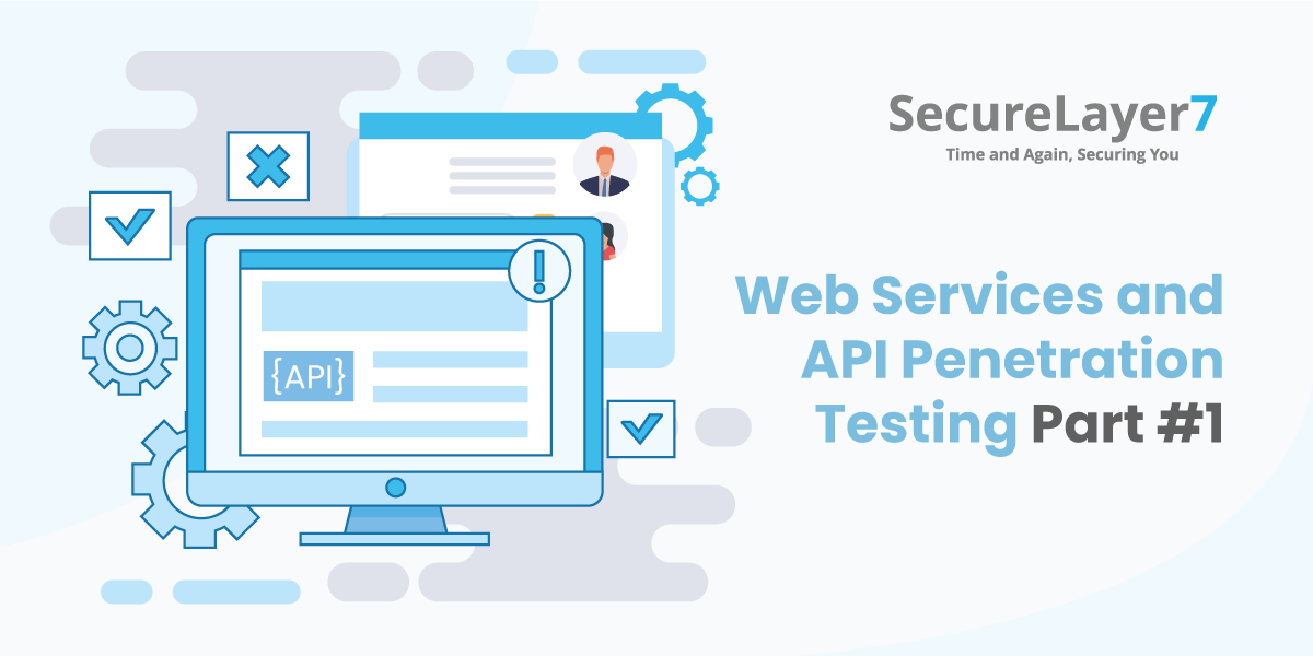 web service API security part 1