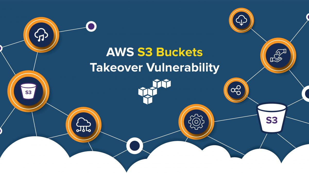 AWS S3 Bucket Takeover