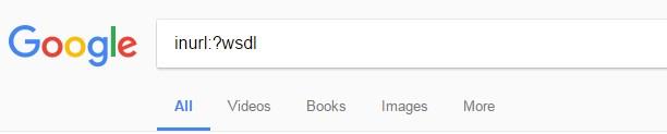 Web-Service Searching