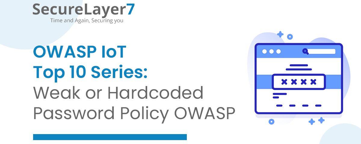 OWASP IOT