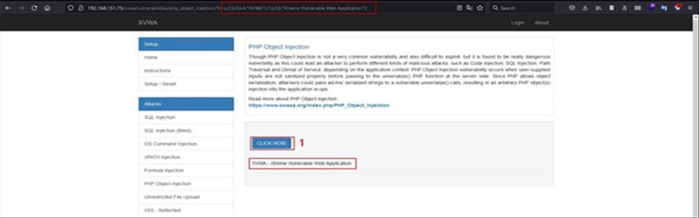 XVWA - Xtreme Vulnerable Web Application