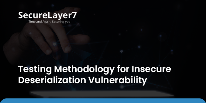 Deserialization Vulnerability
